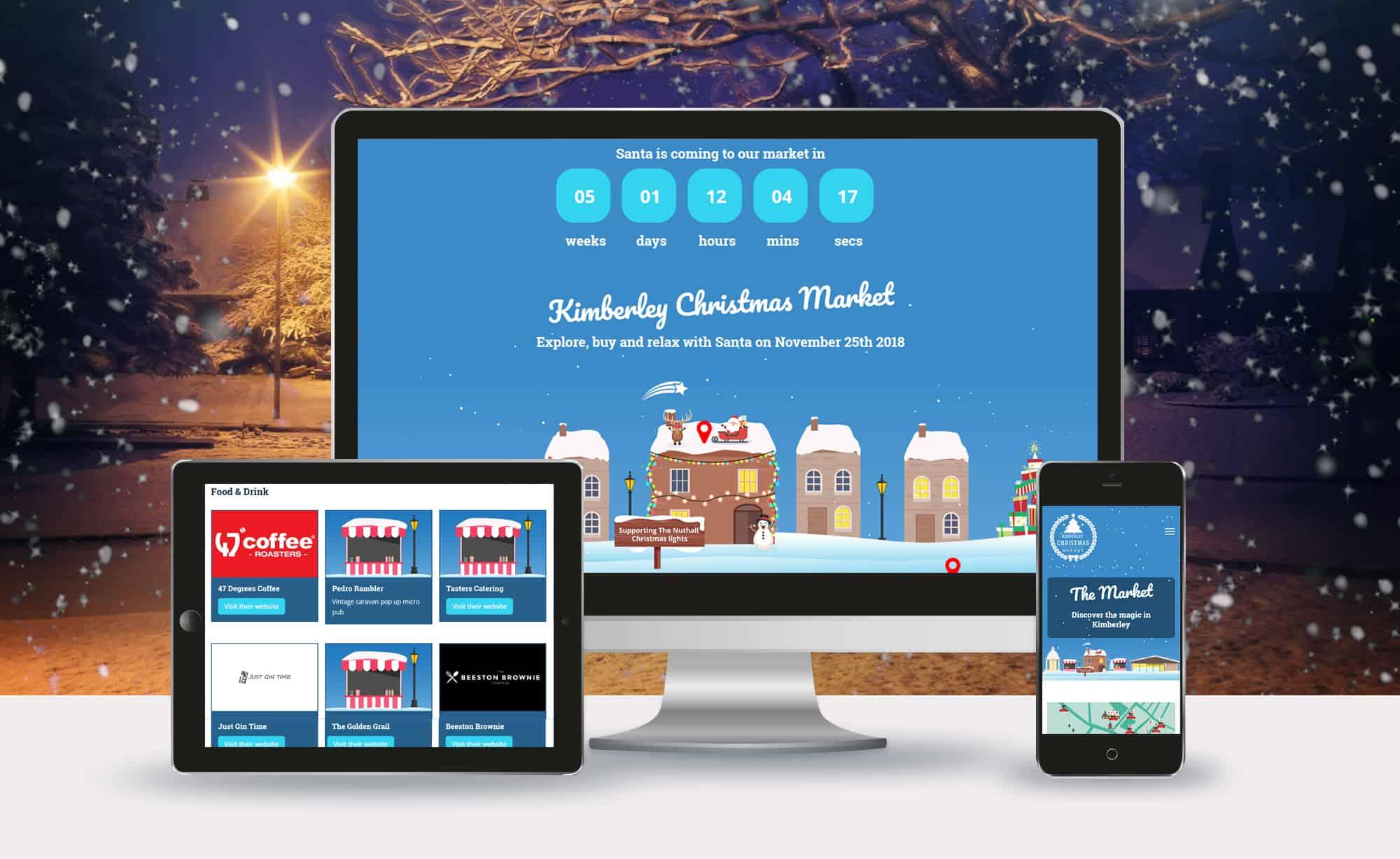 Kimberley Christmas Market