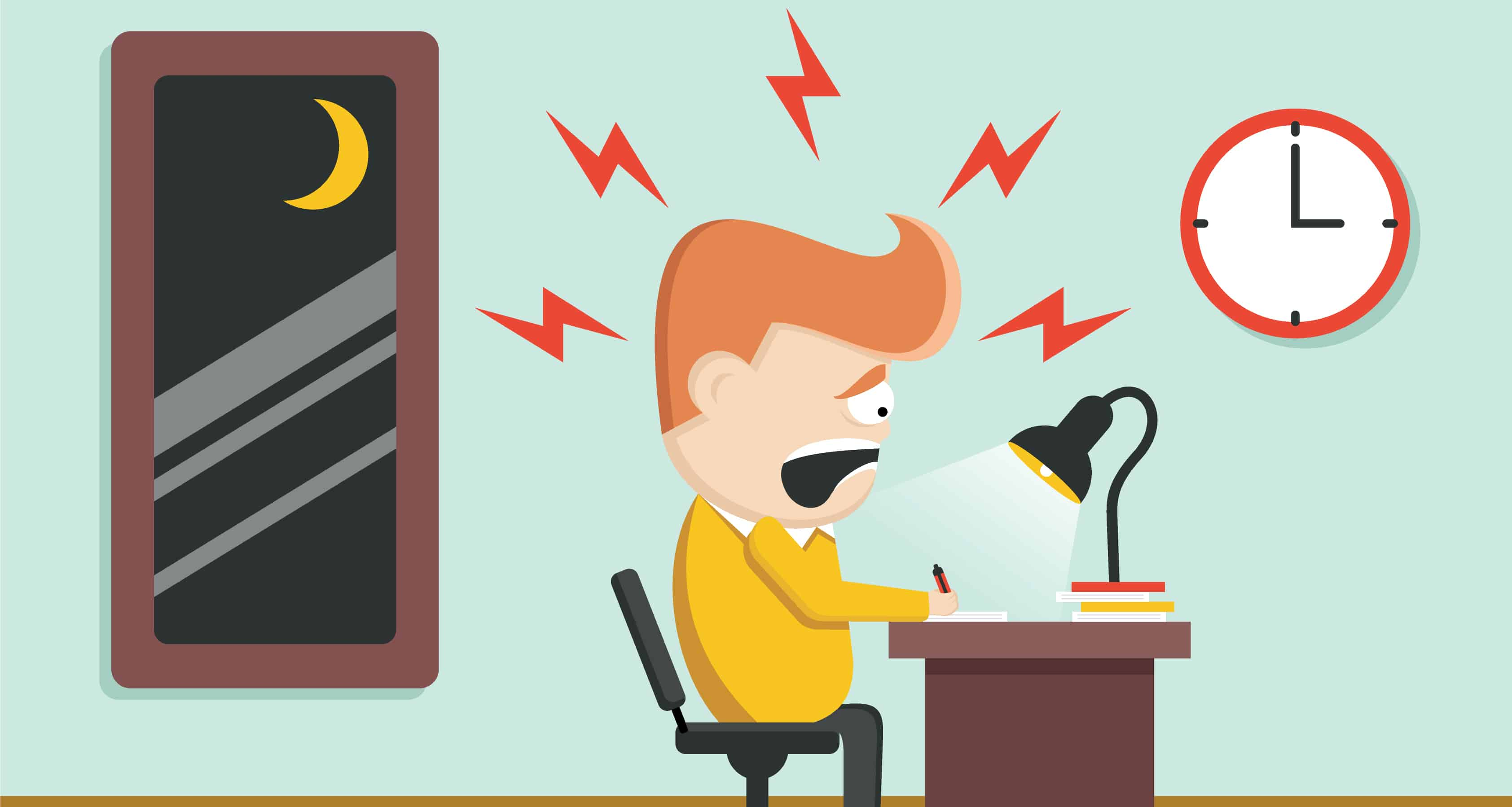 Managing Stress as a business owner